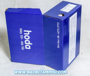 Hộp carton in offset